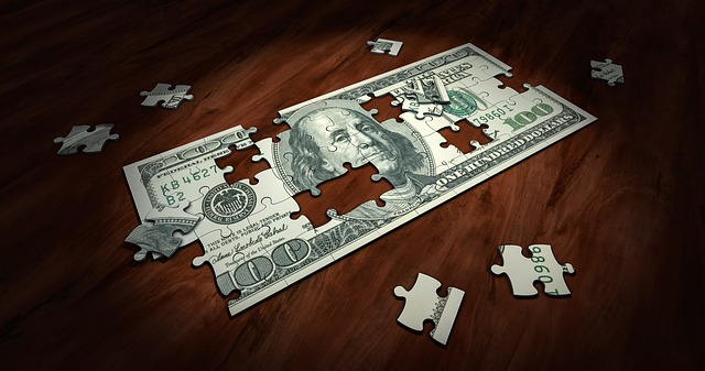 puzzle, money, business