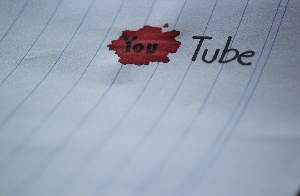youtube, youtube on the paper, creative