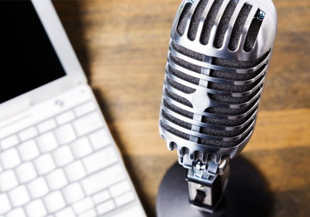 Podcasting-Microphone